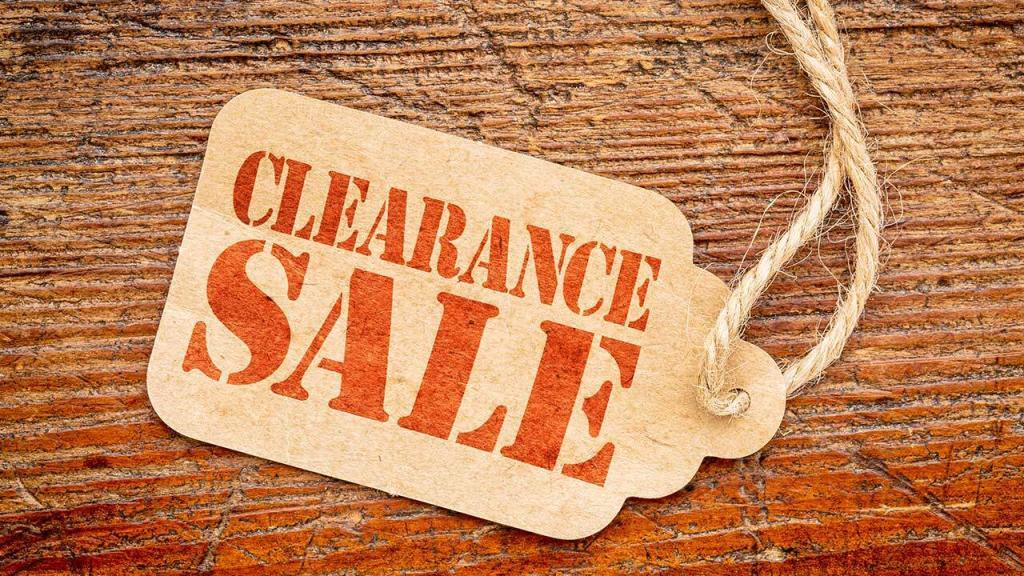 Clearance Violin Sales
