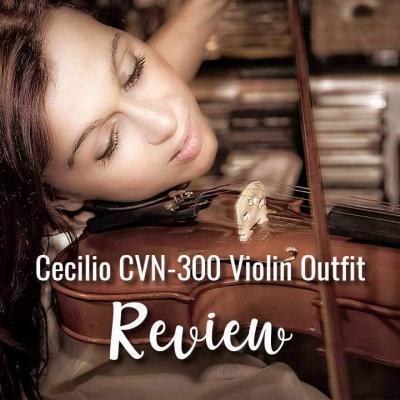 Cecilio CVN-300 Violin Outfit Review