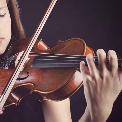 Mendini MV500 Flamed Violin Review