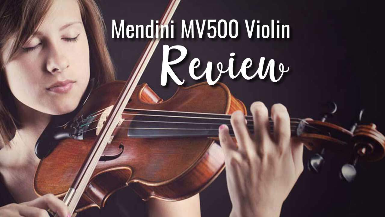Mendini MV500 Violin Review