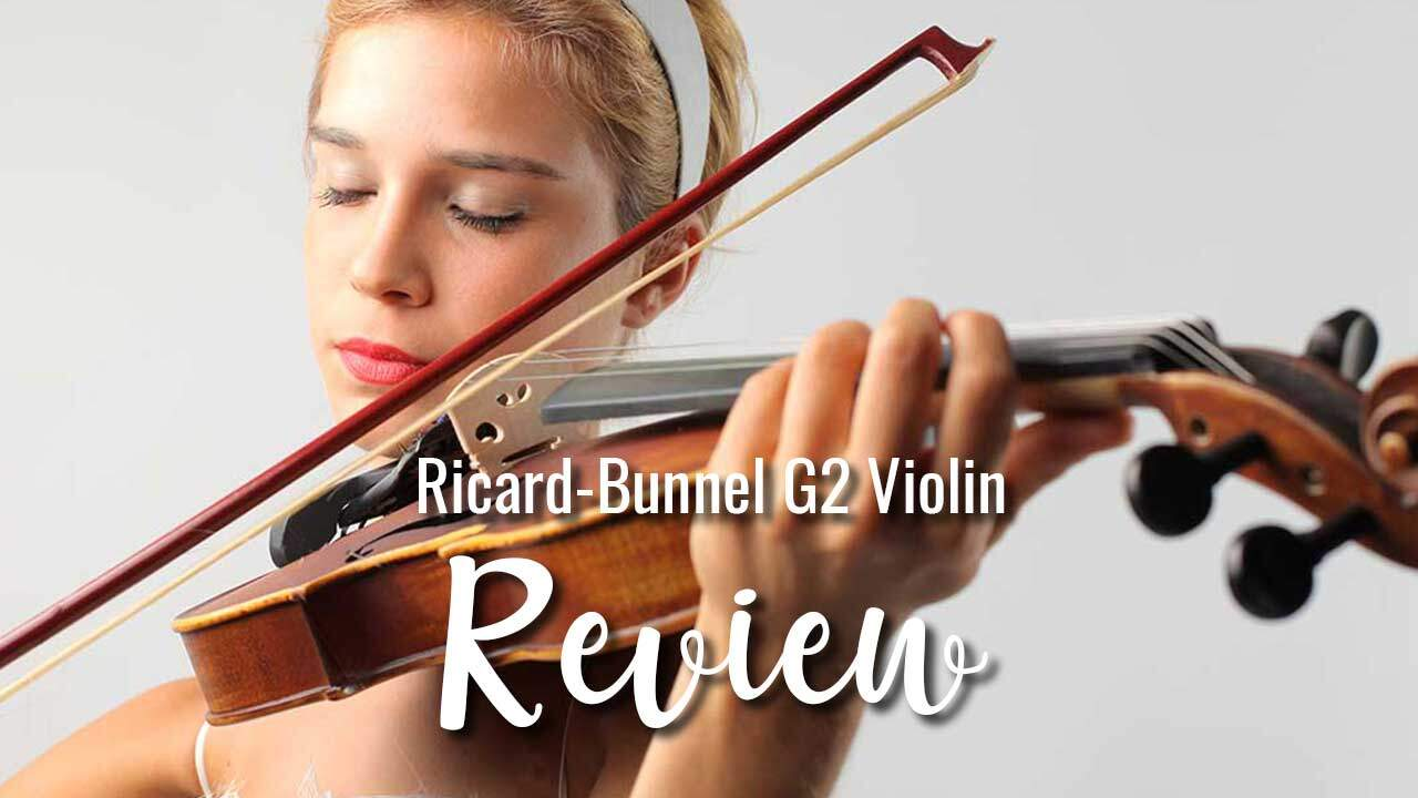 Ricard-Bunnel G2 Violin Outfit Review