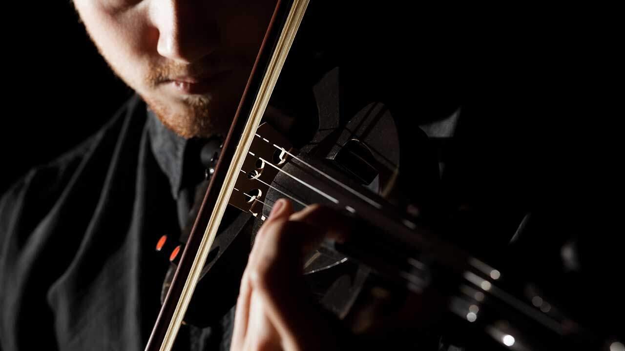 Cecilio CEVN-2BK Electric Silent Violin
