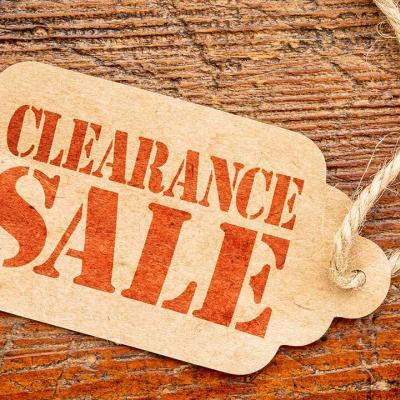 Clearance Violin Sales