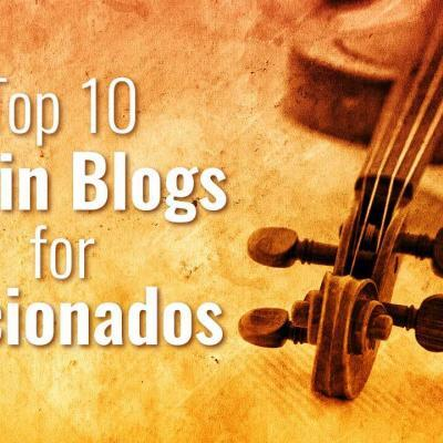 Top 10 Violin Blogs
