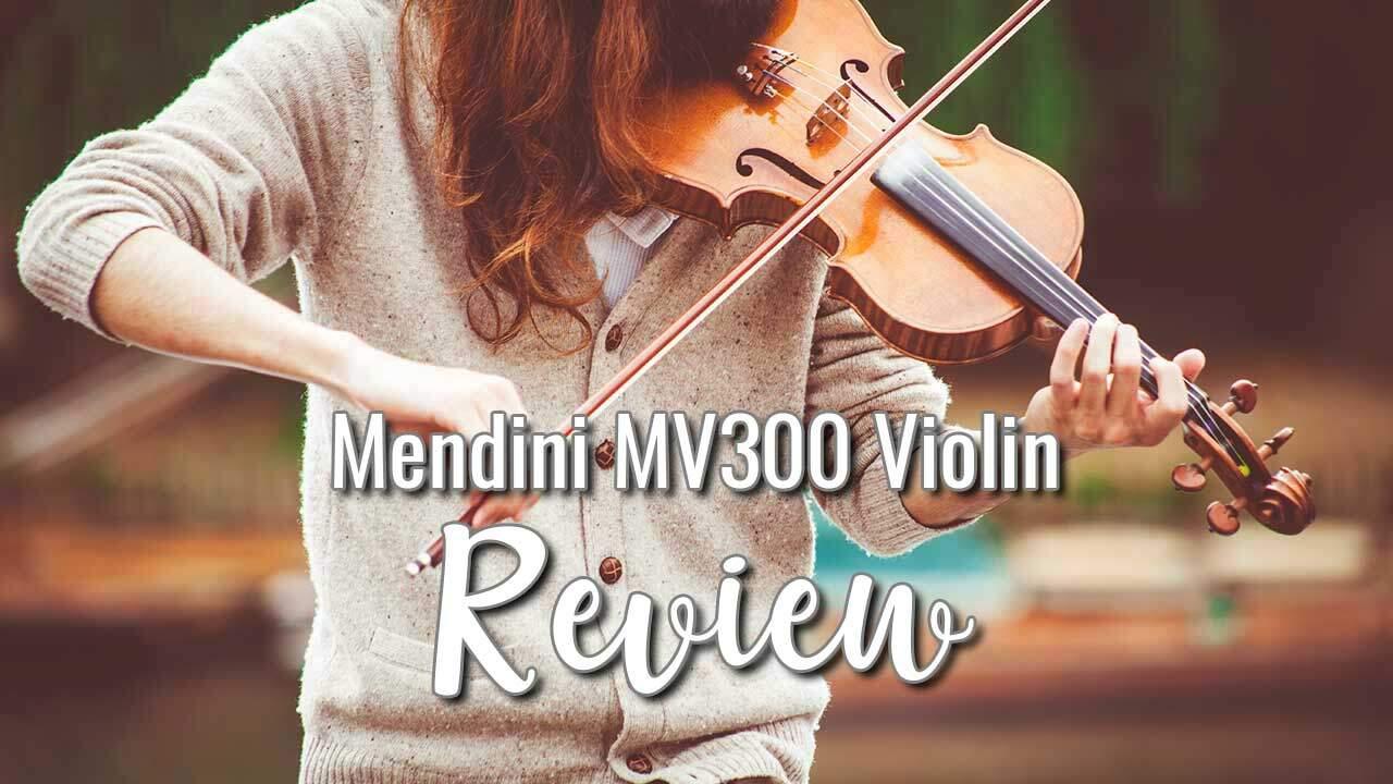 Mendini MV300 Violin Review