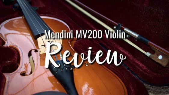 Mendini MV200 Violin Review