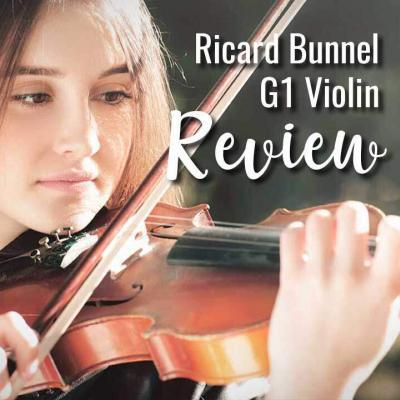 Ricard Bunnel G1 Violin Outfit Review