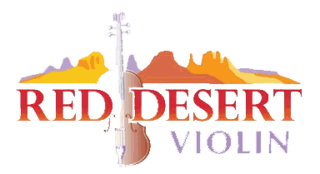 Red Desert Violin Lessons Online