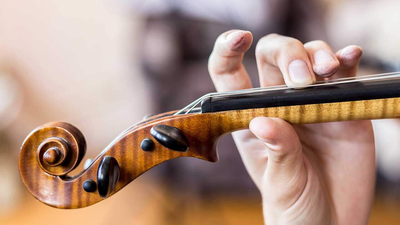 Violin Notes and Finger Placement