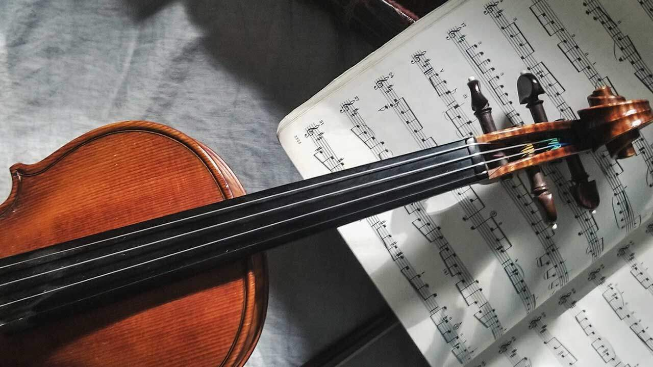 violin notes and finger placement new violinist