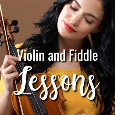 Best Online Violin and Fiddle Lessons