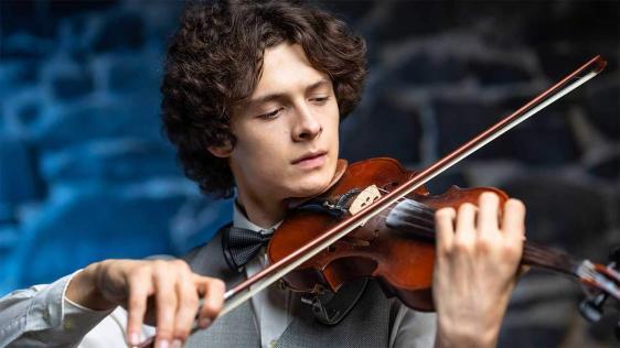 Louis Carpini G2 Violin Outfit