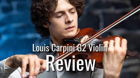 Louis Carpini G2 Violin Review