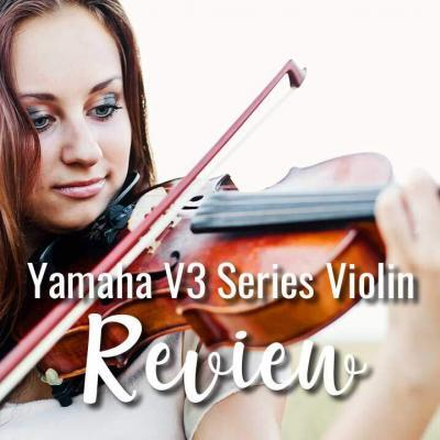 Yamaha V3 Series Violin Review