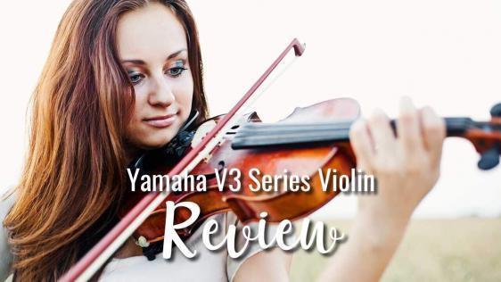 Yamaha V3 Series Violin Review