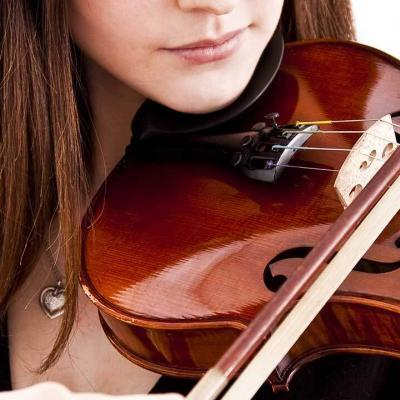 Aileen Solid Wood Ebony Fitted Violin Outfit with Case Review