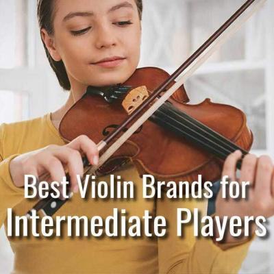 5 Best Violin Brands for Intermediate Players