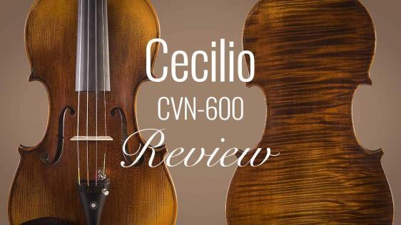 Cecilio CVN-600 Violin Review
