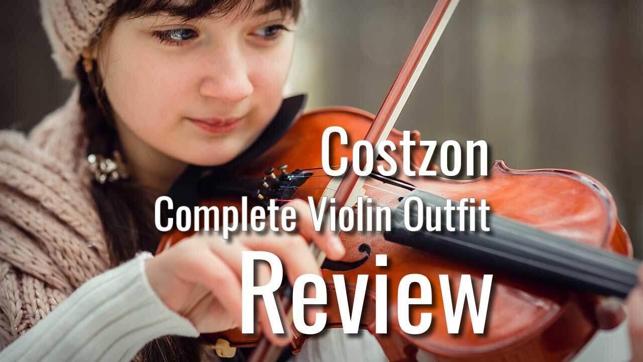 Costzon Full Size Violin Review