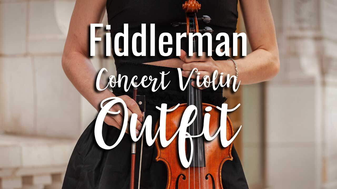 Fiddlerman Concert Violin Outfit Review