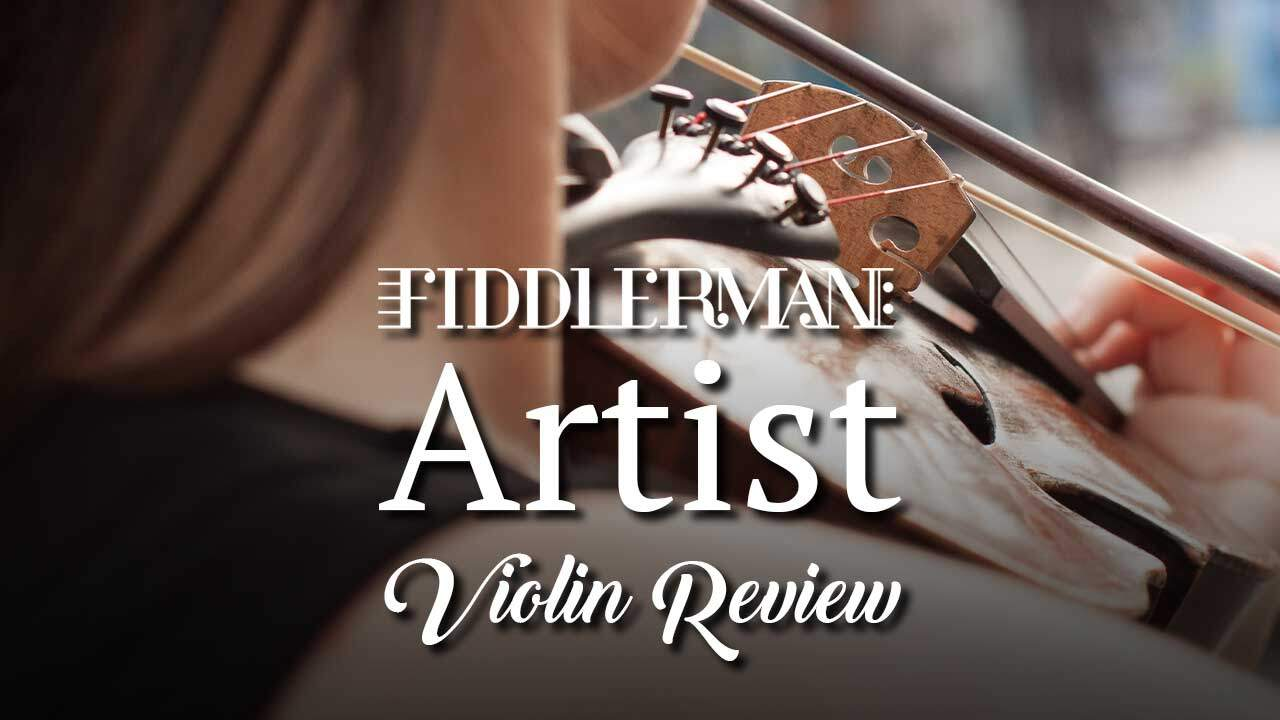 Fiddlerman Artist Violin Outfit Review