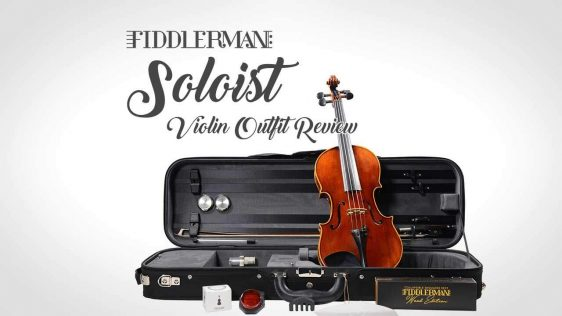 Fiddlerman Soloist Violin Outfit Review