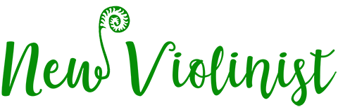 New Violinist Logo