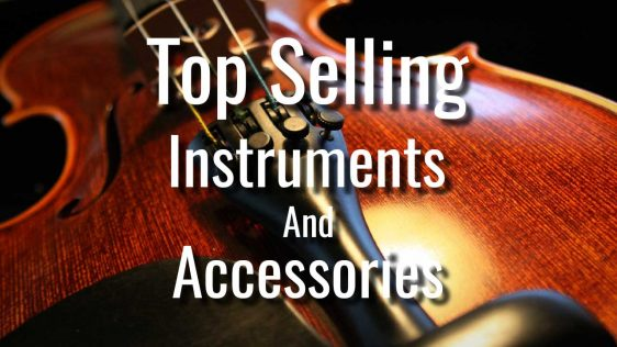 Top Selling Instruments and Accessories